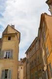 Construções velhas em Aix-en-Provence, França Fotos de Stock