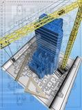 Construcción 1 ilustración del vector