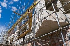 Construcción #1 Foto de archivo libre de regalías