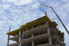 Construcción #1 Fotos de archivo