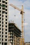 Construcción. Fotos de archivo