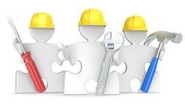 Construcción. Foto de archivo libre de regalías