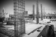 construcción Imagenes de archivo
