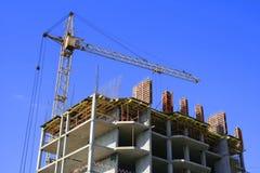 Construcción. Imagen de archivo libre de regalías
