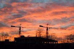 Construcción Foto de archivo libre de regalías
