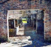 Construcción abandonada Fotografía de archivo libre de regalías