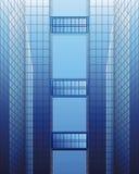 Construcción arquitectónica Imagenes de archivo