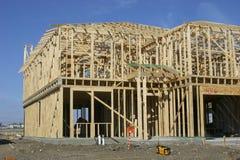 Construcción casera Imagen de archivo libre de regalías
