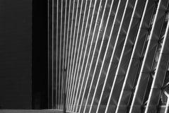 Construcción de acero Foto de archivo