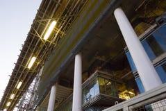 Construcción de Adelaide Medical y de la escuela de enfermería Imagenes de archivo
