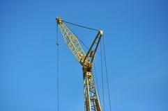 Construcción de BU residenciales Fotografía de archivo libre de regalías