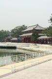 Construcción de China Fotografía de archivo