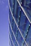 Construcción de cristal Fotografía de archivo libre de regalías
