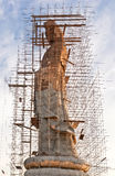 Construcción de dios chino Fotos de archivo