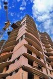 Construcción de edificios Fotos de archivo libres de regalías