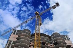 Construcción de edificios Imagenes de archivo
