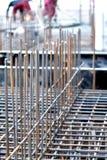 Construcción de edificios Imagen de archivo libre de regalías