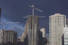 Construcción de Hirise Fotografía de archivo