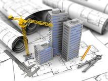 Construcción de la ciudad