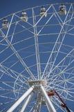 Construcción de la noria 65 metros Foto de archivo