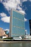 Construcción de Naciones Unidas fotografía de archivo libre de regalías