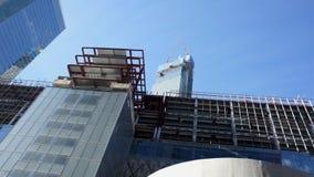 Construcción de un rascacielos metrajes