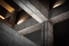 Construcción de un subterráneo Foto de archivo