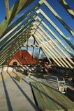 Construcción de una casa Foto de archivo libre de regalías