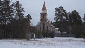 Construcción de una nueva iglesia en la ciudad