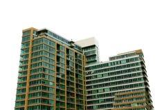 Construcción de viviendas fotografía de archivo