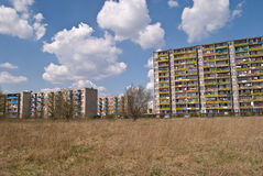 Construcción de viviendas Imagenes de archivo