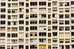 Construcción de viviendas moderna Imágenes de archivo libres de regalías