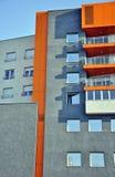 Construcción de viviendas moderna fotos de archivo libres de regalías