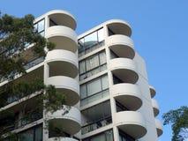 Construcción de viviendas moderna Fotos de archivo