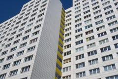 Construcción de viviendas social Imagen de archivo libre de regalías