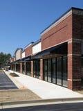 Construcción del centro comercial Foto de archivo libre de regalías