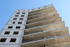 Construcción del edificio de oficinas Fotografía de archivo