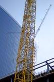 Construcción del edificio grande Fotos de archivo