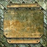Construcción del metal Foto de archivo libre de regalías