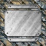 Construcción del metal Imagen de archivo libre de regalías