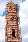 Construcción del monasterio Fotos de archivo libres de regalías