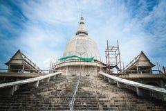 Construcción del templo Foto de archivo libre de regalías