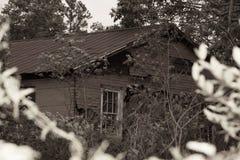 Construcción dilapidada Imagen de archivo
