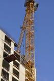 Construcción. Estructuras concretas. Fotos de archivo