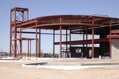 Construcción industrial Fotografía de archivo libre de regalías