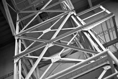 Construcción metálica Foto de archivo libre de regalías