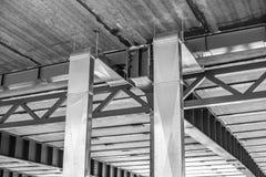 Construcciones de un edificio bajo la construcción o cuarto imágenes de archivo libres de regalías