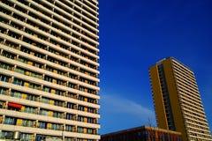 Construcciones de viviendas Foto de archivo