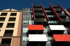 Construcciones de viviendas Imagen de archivo
