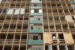 Construcciones de viviendas, Líbano Foto de archivo libre de regalías